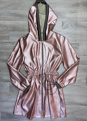 Vestido cuerina
