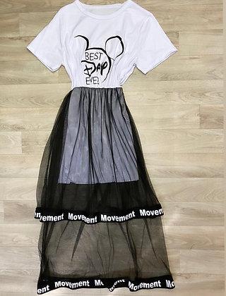Vestido Disney