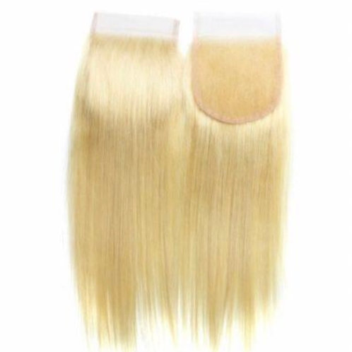 Blondes Have Fundz Collection - Straight Lace Closure
