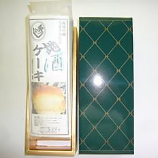 秋田吟醸酒ケーキ