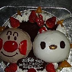 キャラクターケーキ -1-
