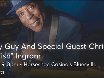 "Concert Review: Buddy Guy and Christone ""Kingfish"" Ingram"