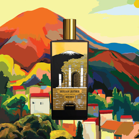 Sicilian Leather: The new perfume from the Cuirs Nomades collection