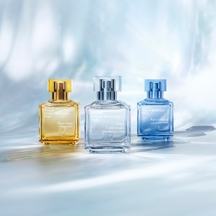 Cologne Forte Collection: The Colors of Freshness