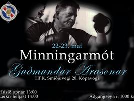 Fyrsti dagur minningarmóts Guðmundar Ara