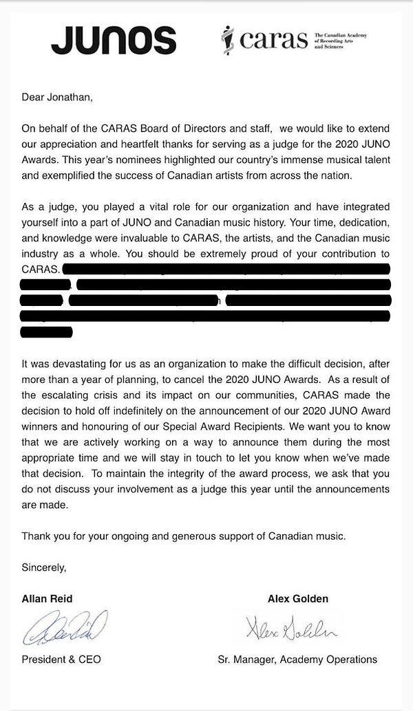 Jonathan Galland_JUNO Awards Official Th