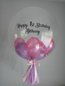 Bubble Balloon