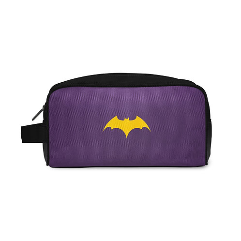 Travel Case Yellow Batman