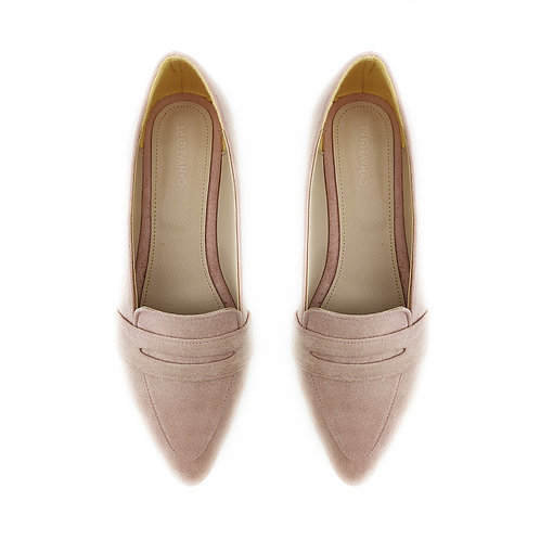 Basic Rose Flat Women's Shoe