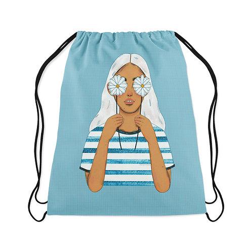 Drawstring Bag Sun Girl