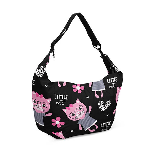 Crescent bag Little Cat