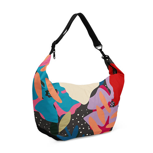 Crescent bag Massive Colors