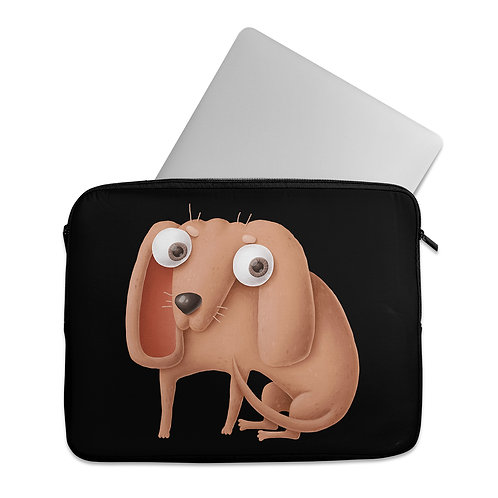 Laptop Sleeve Dachdhund