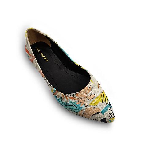 Flat Women's Shoe  Cheer up