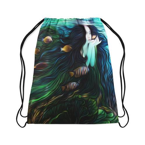Drawstring Bag Mermaid