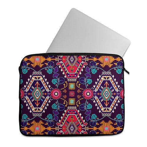 Laptop Sleeve Floral Inks