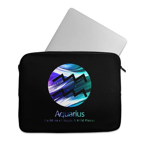 Laptop Sleeve Aqua