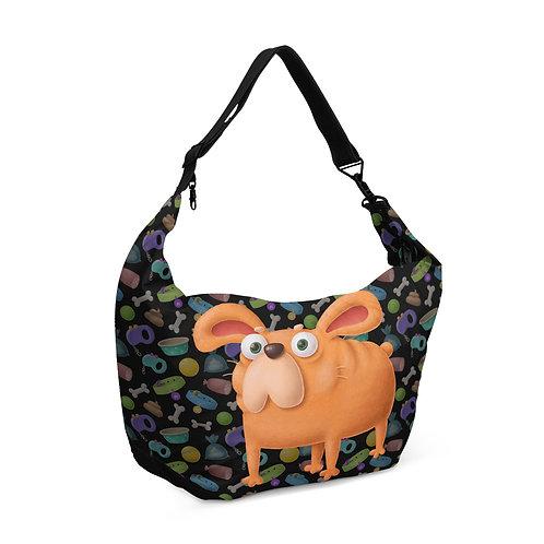 Crescent bag Dog