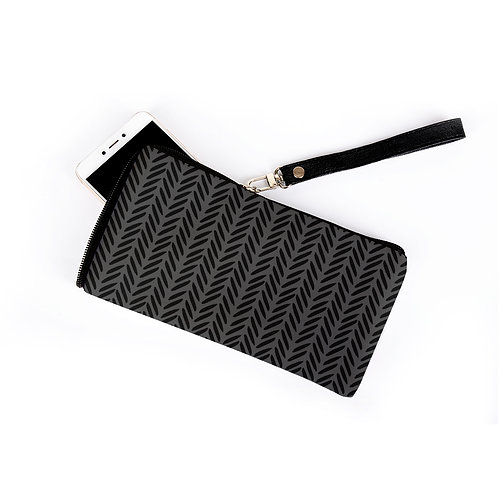 Mobile Case Grey Spotted