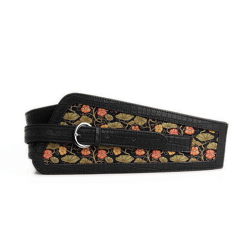 Black Women's Belt Bump