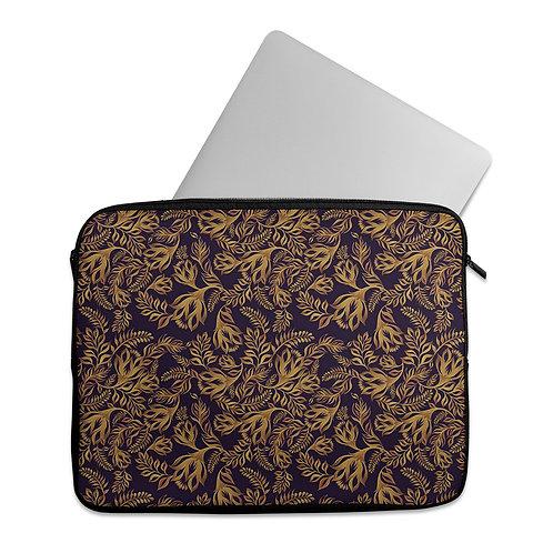 Laptop Sleeve Ghost Floral