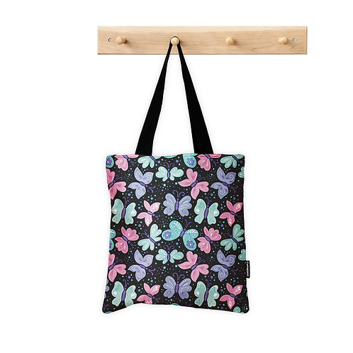 ToteBag Colorful Butterfly