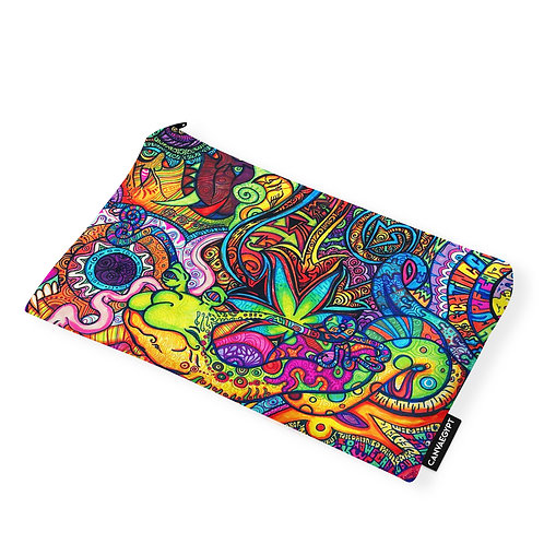 Pouch Psychedelic Art