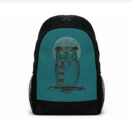 Sports Backpacks Winter owl