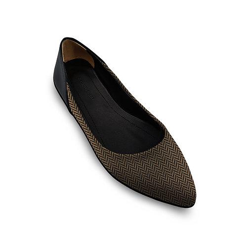 Flat Women's Shoe Arrow