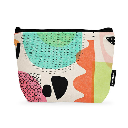 Makeup Pouch Abstract