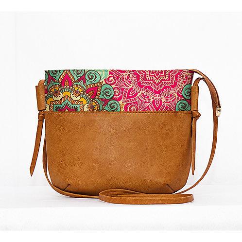 Havana Brown Shoulder Bag