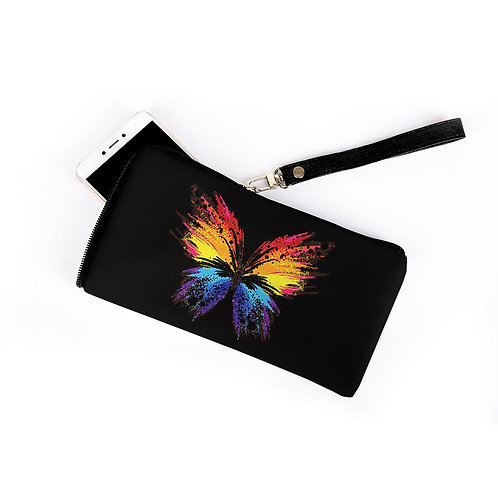 Mobil Case Colorful Butterfly
