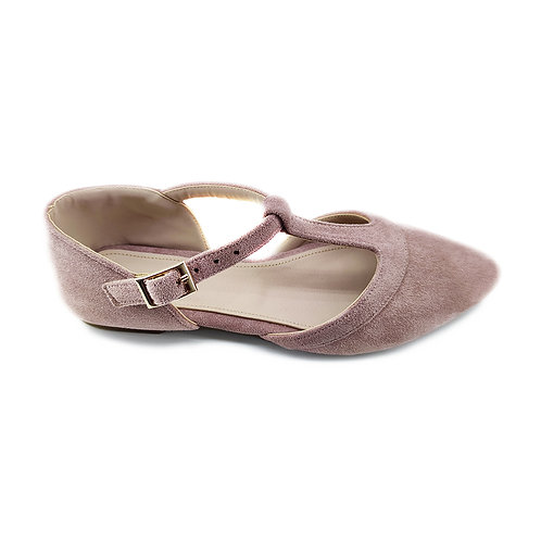 Rose Hideout Flat Women's Shoe