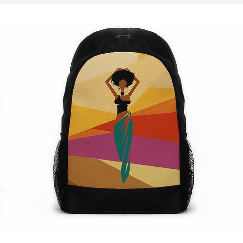 Sports Backpacks Africa-girl