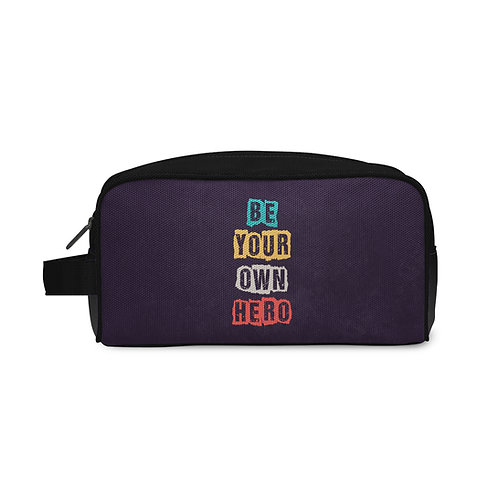 Travel Case Be Your Own Hero