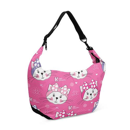 Crescent bag Kitten