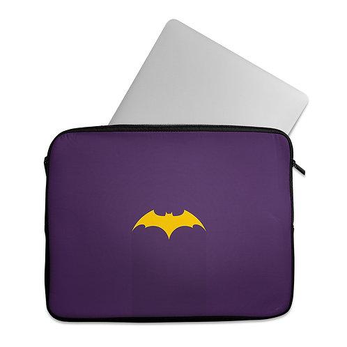 Laptop Sleeve Purple Batman
