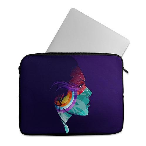 Laptop Sleeve American Women