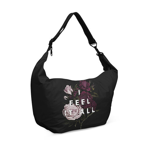 Crescent bag I Feel It All