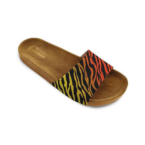 Slide Slipper Tiger