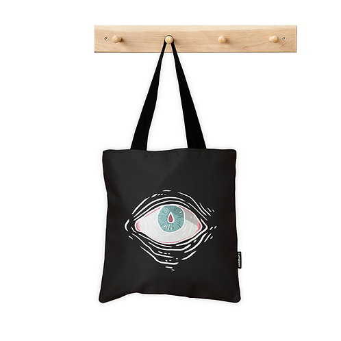 Tote Bag river eye