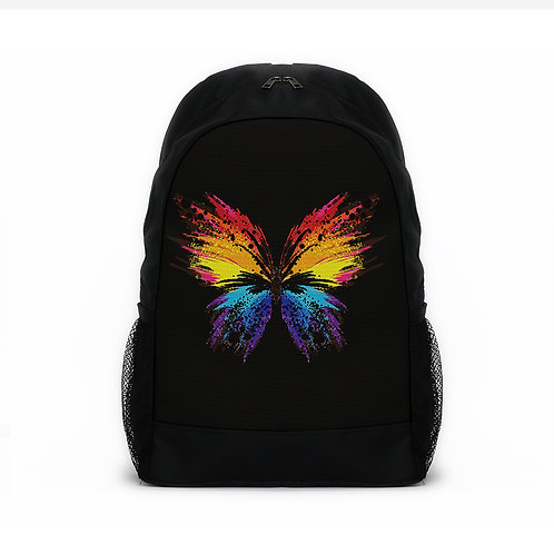 Sports Backpacks Butterfly colors