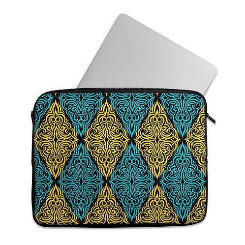 Laptop Sleeve Arabic Texture