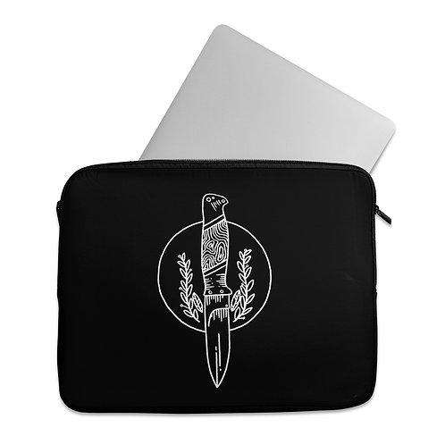 Laptop Sleeve Be my knife