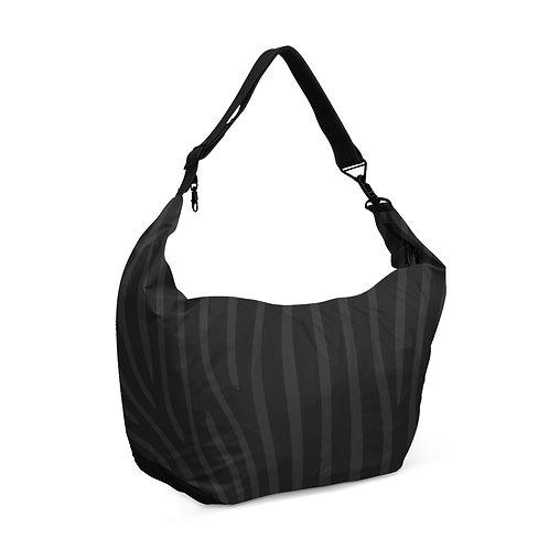 Crescent bag Black Zebra