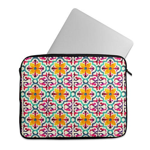 Laptop Sleeve Arabic maze
