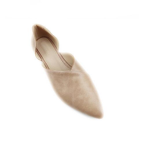 Rose Slide-on Flat Women's Shoe