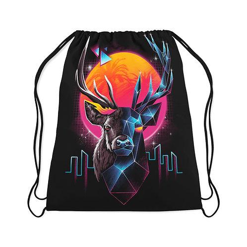 Drawstring Bag Rad stag