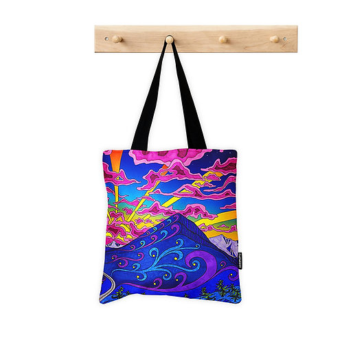 Tote Bag Psychedelic Life