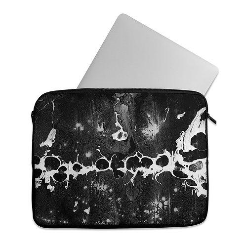 Laptop Sleeve Wet Paint